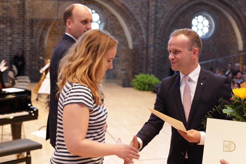 Förderpreis des Oberbürgermeisters für Studierende der ...