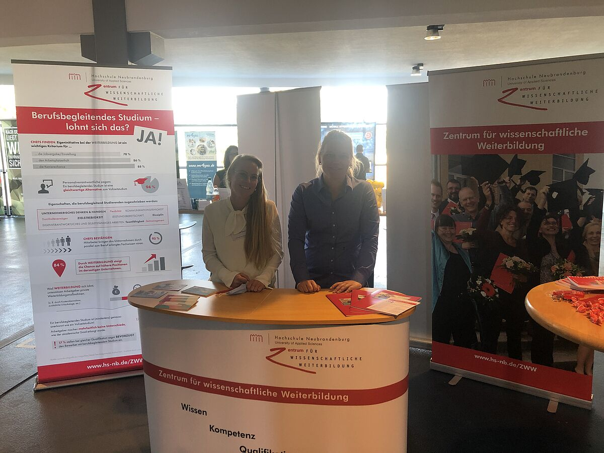 Jobmesse Rostock am 3. September 2020